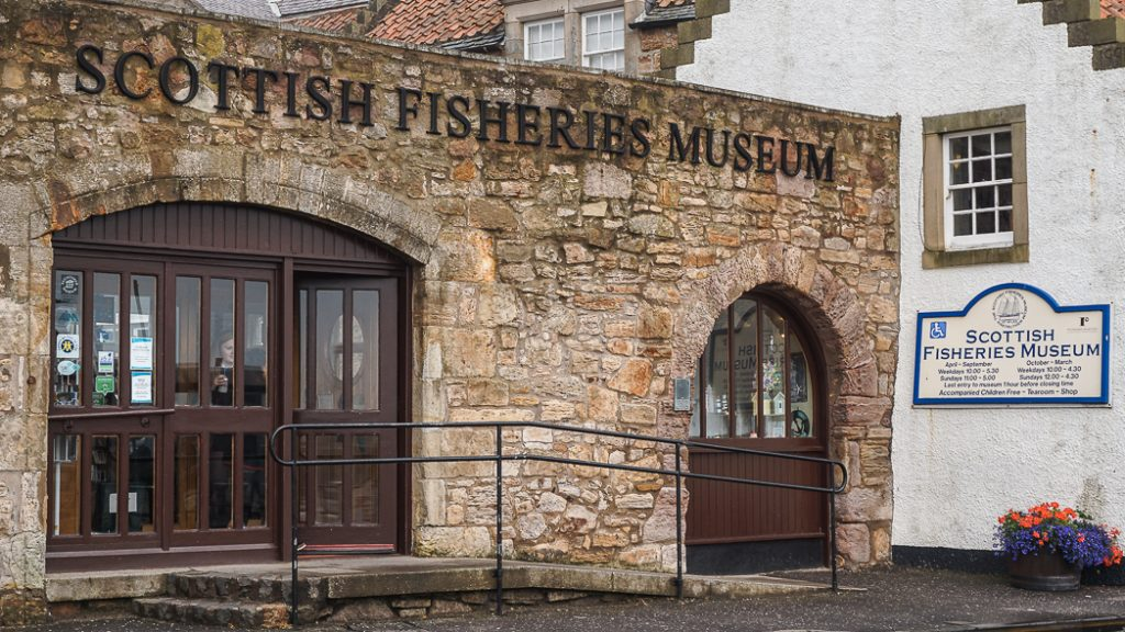 Scottish Fisheries Museum a Anstruther